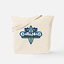 Cabanas' Tote Bag