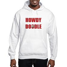 Howdy Doodle Labradoodle Hoodie