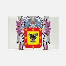 Seres Coat of Arms - Family Crest Magnets