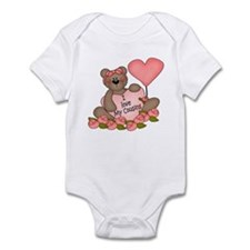 I LOVE My Cousins CUTE Bear  Infant Bodysuit