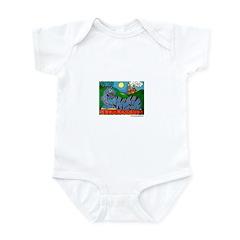 Marcy Hall's Tiger Tiger Infant Bodysuit