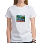 Marcy Hall's Tiger Tiger Women's T-Shirt
