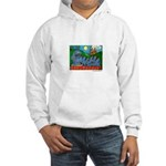 Marcy Hall's Tiger Tiger Hooded Sweatshirt