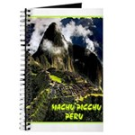 Machu Picchu Vintage Travel Advertising Print Jour