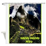 Machu Picchu Vintage Travel Advertising Print Show