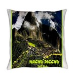 Machu Picchu Vintage Travel Advertising Print Ever