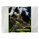 Machu Picchu Vintage Travel Advertising Print Pill