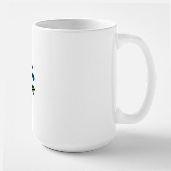 Polio Large Mug