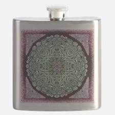 Cute Celtic knot Flask