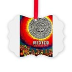 Mexico Vintage Travel Advertising Print Picture Or