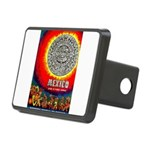Mexico Vintage Travel Advertising Print Rectangula