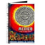 Mexico Vintage Travel Advertising Print Journal