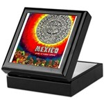 Mexico Vintage Travel Advertising Print Keepsake B