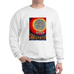 Mexico Vintage Travel Advertising Print Sweater