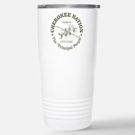 Cherokee Nation Travel Mug