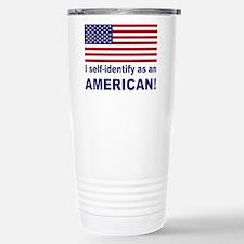 Self Identify Travel Mug