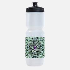 Metallic Celtic Knot Sports Bottle