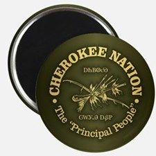 Cherokee Nation Magnets
