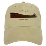 Freighter Baseball Cap