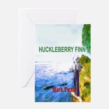 Huckleberry Finn Greeting Cards