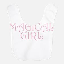 Magical Girl Polyester Baby Bib
