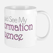 My Transformation Sequence Mugs