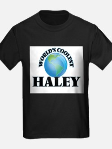World's Coolest Haley T-Shirt