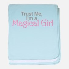 Funny Magical baby blanket