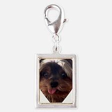 Mylee Yorkie Dog Charms