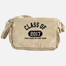 Personalize It, Class of 2017 Messenger Bag