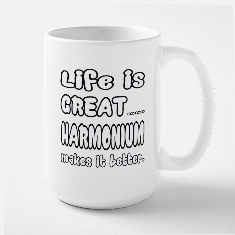 Harmonium Makes it better Mug