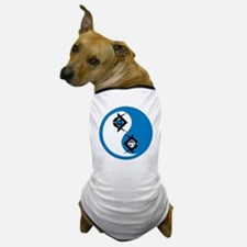 Masonic Yin Yang Dog T-Shirt