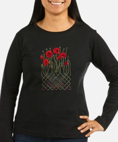 Celtic Poppies T-Shirt