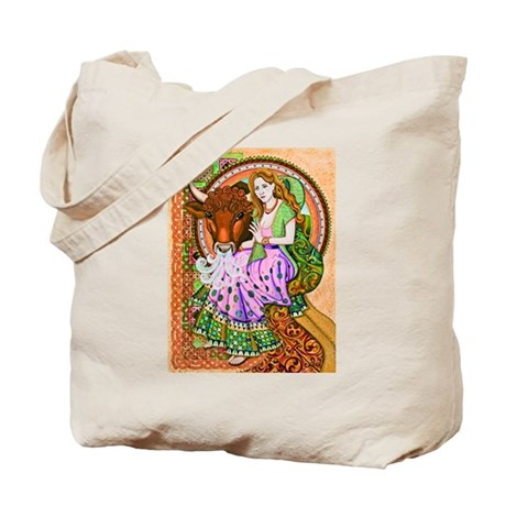 Queen Maeve Tote Bag