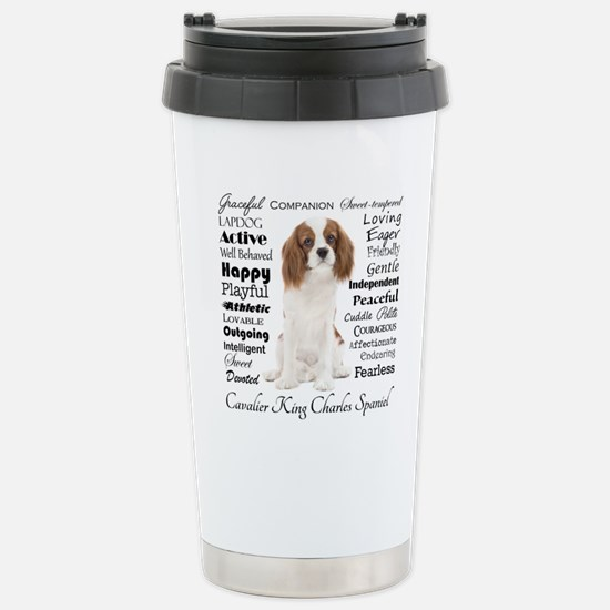 Cavalier Traits Travel Mug