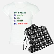 My Brain, 90% Mountain Biki Pajamas