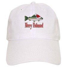 Merry Fishmas Cap