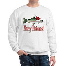 Merry Fishmas Jumper