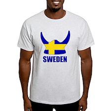 "Swedish Viking ""Sweden"" T-Shirt"