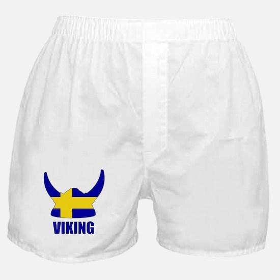 "Swedish Viking ""Viking"" Boxer Shorts"