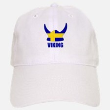 "Swedish Viking ""Viking"" Baseball Baseball Cap"