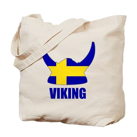 "Swedish Viking ""Viking"" Tote Bag"
