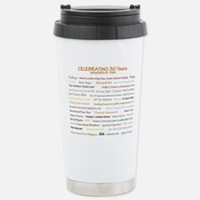 Cute 30th birthday Stainless Steel Travel Mug