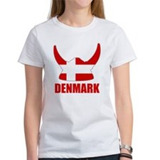 """Danish Viking """"Denmark"""" Tee"""