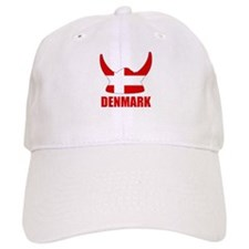 "Danish Viking ""Denmark"" Baseball Cap"