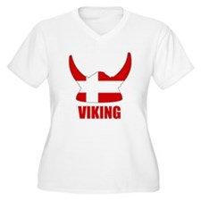 "Danish Viking ""Viking"" T-Shirt"