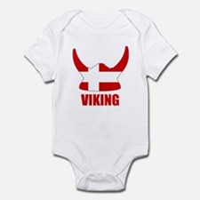 "Danish Viking ""Viking"" Onesie"