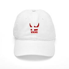 "Danish Viking ""Viking"" Baseball Baseball Cap"