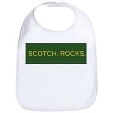Scotch Rocks Bib