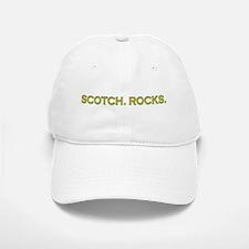 Scotch Rocks Baseball Baseball Cap